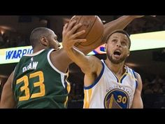 Game 1, Round 2: Golden State Warriors Win 106-94, Can the Utah Jazz Win a Game This Series?
