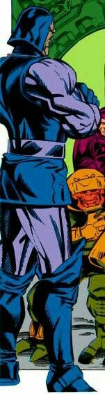 Darkseid New God of all Evil