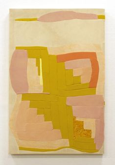 Anna Buckner quilted artwork