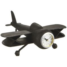 Airplane Desk Clock//