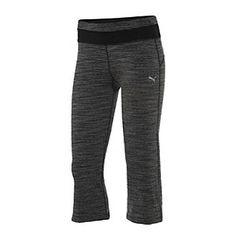 PUMA® Regular Cropped Length Pants #newyearnewyou
