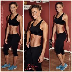 CLICK ON THE PICTURE FOR MY FULL WORKOUT ROUTINE!!  #getfit #summerbody #fitness #abs #toned #sexy #fitbody #curves