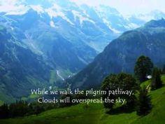 God leads us along hymn lyrics