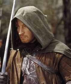Faramir. He's such a strong character, who had the strength to risist the ring, not that he wasn't tempted, but that he resisted. He's one of the bests of men.