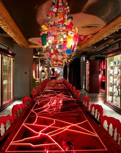 Restaurant modern interior design inspiration byCOCOON.com | hotel design | project design | renovations | Dutch Designer Brand COCOON || Lan restaurant Beijing