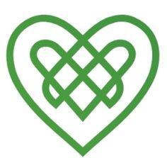 Celtic+Symbols | Celtic Symbols Of Love Celtic heart knot celtic heart