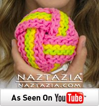 DIY Learn How to Crochet or Knit Ball Balls Origami Scrub Scrubbies Scrubby Scrubber - Free Pattern and YouTube Tutorial Video by Naztazia
