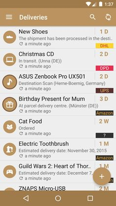 dhl express tracking app iphone