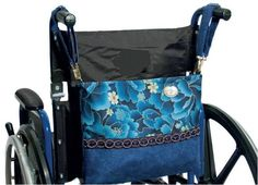 wheelchair bag pattern - Google Search