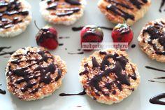 Печенье в мультипекаре Редмонд кокосовое - рецепт с фотографиями