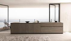 Cocina minimalista, modernas y contemporaneas