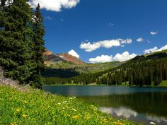 Lake Irwin, Colorado, USA - Cruze