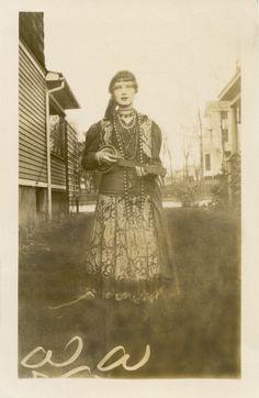 Roberta (Bert) Malmros, November 4, 1924