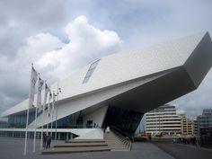 EYE Film Museum - Awesome Amsterdam