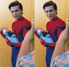 TOO PRECIOUS FOR THIS WORLD : @moviefanatic101 - - #TomHolland #SpiderMan…