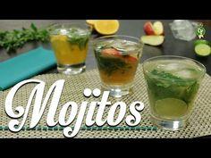 ¿Cómo preparar Mojitos de Naranja, Manzana y Whisky? - Cocina Fresca - YouTube