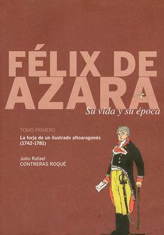 """Del 23 de febrero al 2 de marzo  Esta semana entrega de los premios """"Félix de Azara"""", todo un reconocimiento a la conservación del espacio natural. Con este libro nos adentramos en la vida y en la época del autor...  http://roble.unizar.es/record=b1604682~S1"""