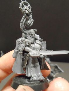 Spikey Bits Warhammer 40k, Fantasy, Conversions and Painted Miniatures: Pax Imperius - Conversion Corner