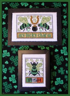 New Hinzeit design: bee MY Luck Charm Bee, Charmed, Frame, Design, Home Decor, Picture Frame, Honey Bees, Decoration Home, Room Decor