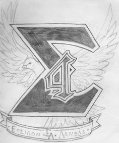 Phi Beta Sigma Tattoo by BluBoiArt.deviantart.com on @deviantART This is a tattoo design I did for me because I did NOT want a brand seeing as I would not be able to have artistic say so for my branding. ANYWHO if that isnt' enough my tattoo ended up coming out simplified because the tattoo artist told me my tat was too detailed...I said AHH well I want it anyway lol