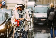 Tommy Ton Shoots Street Style at the Couture Shows in Paris