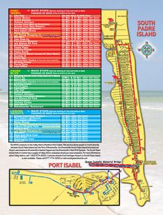 The Wave South Padre Island's Free Shuttle Service