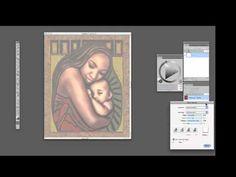 Corel Painter 12 - Creating a Mosiac Painting