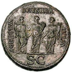 Caligula and His 3 Sisters