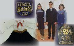 Uniforme și ecuson Romanian Revolution, Old Pictures, Childhood Memories, Retro, Period, Times, Vintage, Romania, Nostalgia