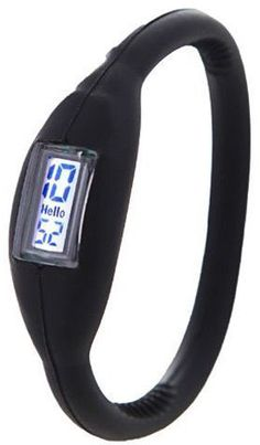 6d2be9c1d9 Reloj deportivo de silicona Digital Only   1.59 ENVIADO!
