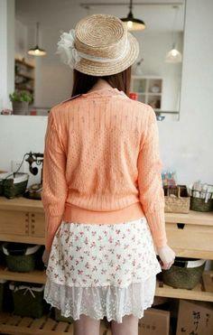 kawaii fashion...kinda cute style actually