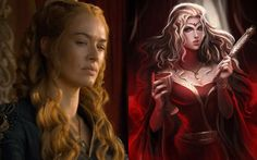 From Cersei Lannister to Jon Snow: how Game of Thrones' characters ...