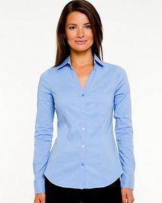 Hajo D Shirt RH, Camiseta para Mujer, Azul (Marine), 46