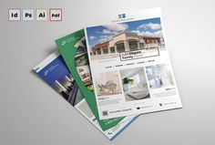 Real Estate Flyer by TimphanCo on @Graphicsauthor