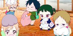 gakuen babysitters 'u' Me Anime, Anime Child, Anime Love, Kawaii Anime, Manga Anime, Anime Art, Anime Stuff, Gakuen Babysitters, Good Anime Series