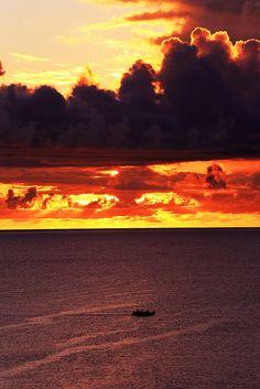 OKINAWA Sunset on Flickr.