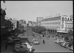 217720PD: Wellington St, Perth east from the Railway Station, 1941 https://encore.slwa.wa.gov.au/iii/encore/record/C__Rb3416428