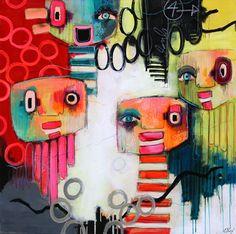 Casper Eliasen: UT - BELLE ART GALLERY