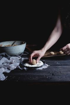 Chai-Almond Thumbprints, a Sweden Workshop, and your worth as a food blogger