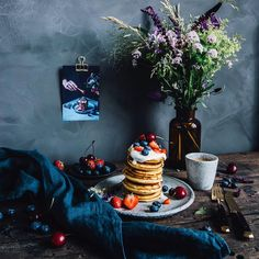 Nora Eisermann & Laura Muthesius  Berlin based Foodstylist and Photographer Snapchat: ourfoodstories