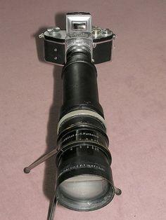Fernobjektive f�r die Exakta und Kine Exakta by Photo but More Nikon, Pictures, Camera Lens