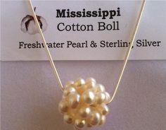 Mississippi Cotton Boll