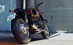 From Spain BMW R60/5 Brat Style by Tarmac Custom Motorcycles.Desde España esta preciosa BMW, que te ofrece un diseño clásico | caferacerpasion.com