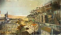 Architecture of Abandoned Housing - vigilism