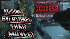 Killing Everyone That Moves Montage