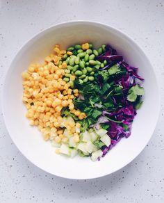 I have an actual salad addiction  #vegan #veganfoodshare #healthyfood #eatvegan #loveanimals  #instafood #food #eathealthy #veganfood #lovevegan #dairyfree #veganfoodpics #goveganfortheanimals #veganchocolate #whatvegansdrink #vegantown #dairyissues #whatveganseat #dairyisscary #stayvegan #govegan #vegansofig #whatveganseat #foodporn #veganfoodporn #forksoverknives #plantstrong #plantpower #hclf #fruit #fruitarian by vivusvegan