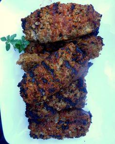 BBQ Grilled Meatloaf via Sugar Dish Me