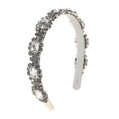 Crystal headband, perfect for a wedding or special occasion.