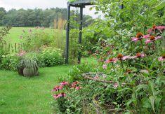 Indret haven, som du indretter din bolig eller vælger dit tøj, og husk at tage fotos nu - de hjælper dig i foråret.