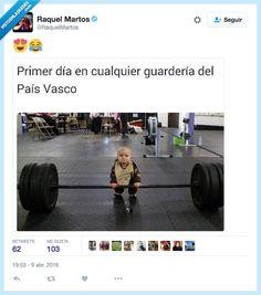 Venga, Aritz, levanta la pesa por mamá por @RaquelMartos   Gracias a http://www.vistoenlasredes.com/   Si quieres leer la noticia completa visita: http://www.estoy-aburrido.com/venga-aritz-levanta-la-pesa-por-mama-por-raquelmartos/